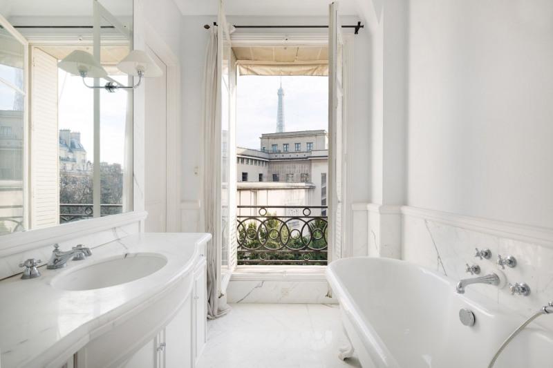 Vente de prestige appartement Paris 16ème 3700000€ - Photo 11