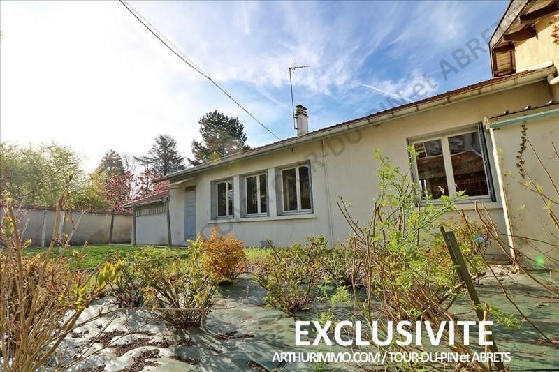 Vente maison / villa La tour du pin 119000€ - Photo 9