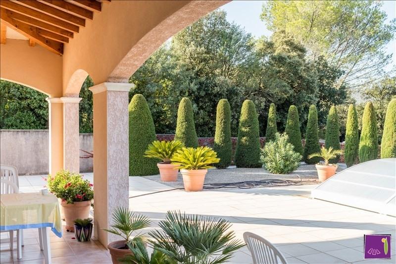 Sale house / villa Goudargues 395000€ - Picture 2