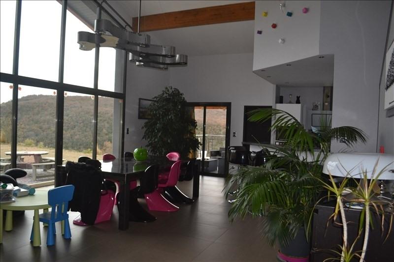 Deluxe sale house / villa St rome de cernon 445200€ - Picture 2