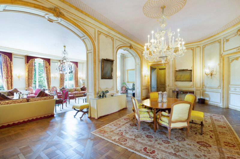 Revenda residencial de prestígio apartamento Paris 16ème 21000000€ - Fotografia 4