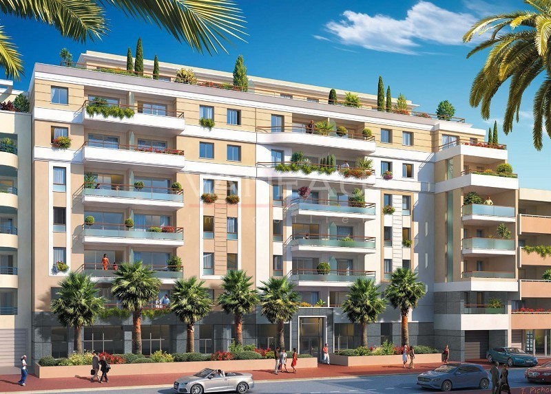 Vente de prestige appartement Juan-les-pins 389 000€ - Photo 1