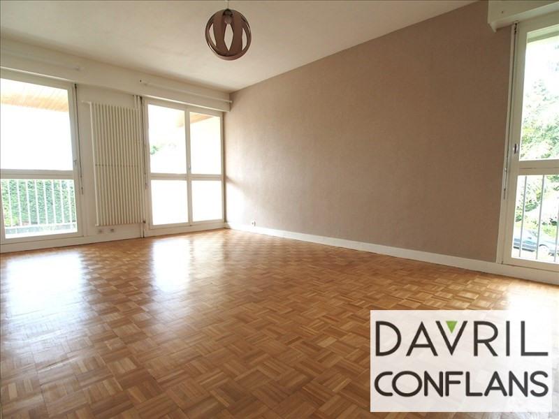 Vente appartement Conflans ste honorine 198000€ - Photo 2