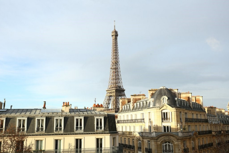 Aрендa квартирa Paris 7ème 2990€ CC - Фото 8