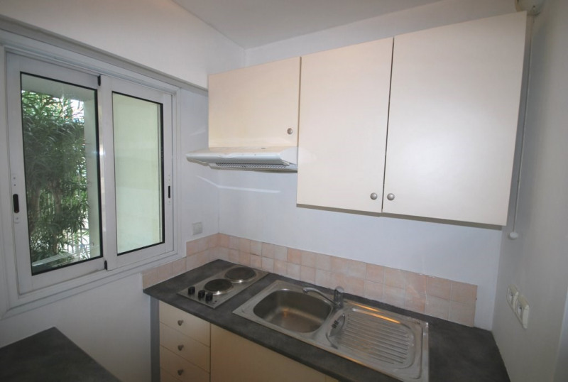 Verkoop  appartement Juan-les-pins 163000€ - Foto 2