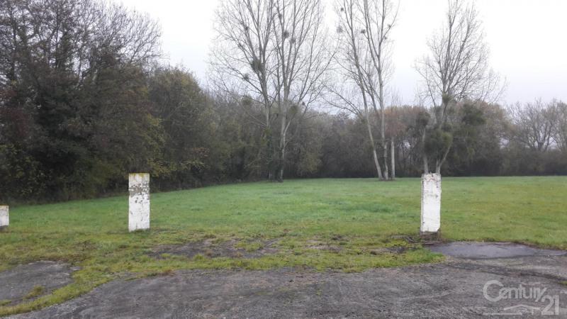 Vendita terreno Tourgeville 81000€ - Fotografia 1