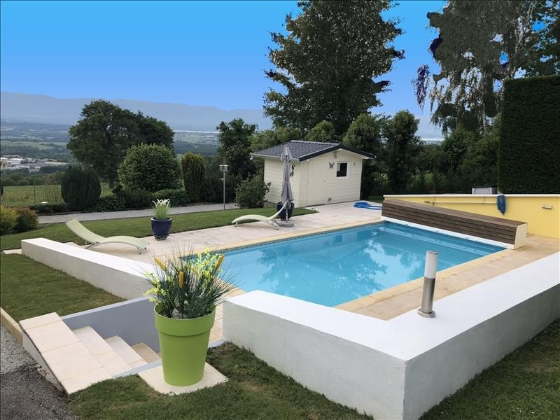 Deluxe sale house / villa Cranves sales 598 000€ - Picture 1