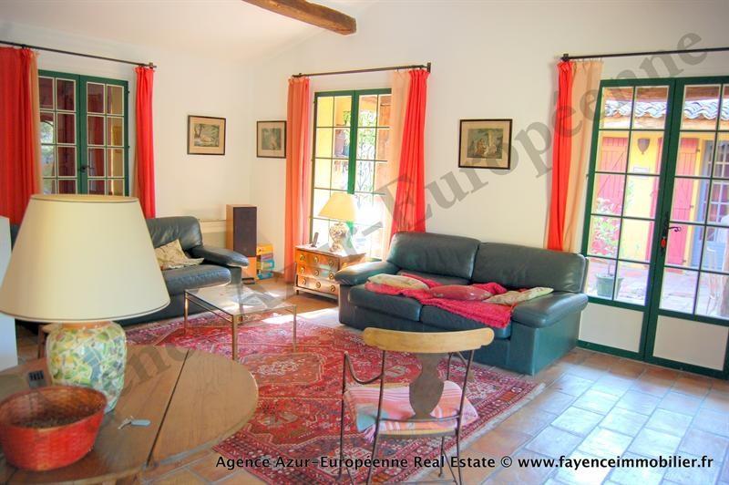 Vente de prestige maison / villa Le canton de fayence 875000€ - Photo 23
