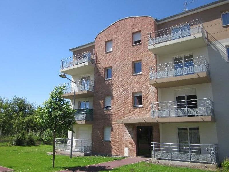 Rental apartment Arras 550€ CC - Picture 1