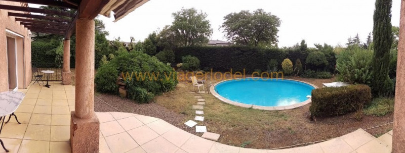 Viager maison / villa Uzès 82 500€ - Photo 3