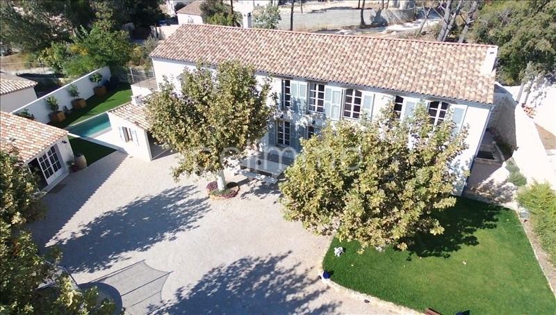 Deluxe sale house / villa Pelissanne 869000€ - Picture 1