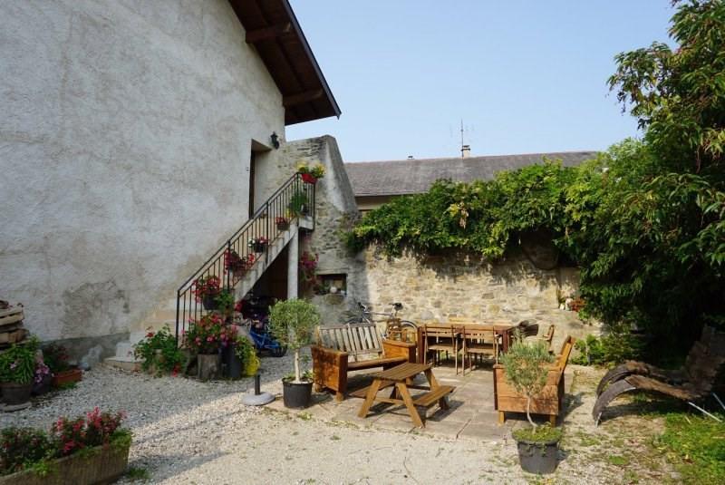 Vente maison / villa Cernex 450000€ - Photo 2