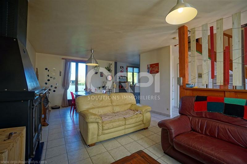 Vente maison / villa Fleury sur andelle 169000€ - Photo 2