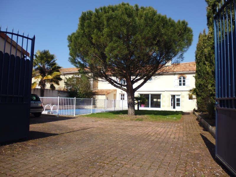Vente maison / villa Vouille 262000€ -  9
