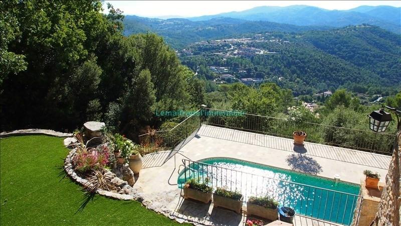 Vente de prestige maison / villa Le tignet 895000€ - Photo 6