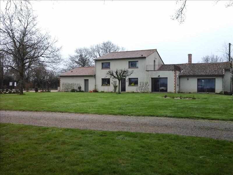 Vente maison / villa Chanteloup les bois 330000€ - Photo 1