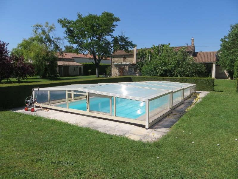 Vente maison / villa Nieul-sur-l'autise 393000€ - Photo 2