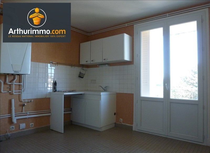 Sale apartment Roanne 57 000€ - Picture 2