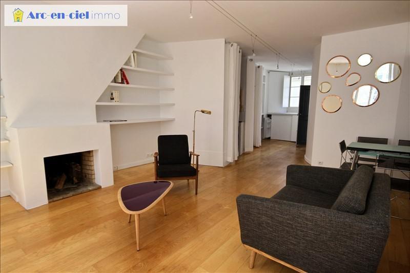 Affitto appartamento Paris 2ème 1370€ CC - Fotografia 3