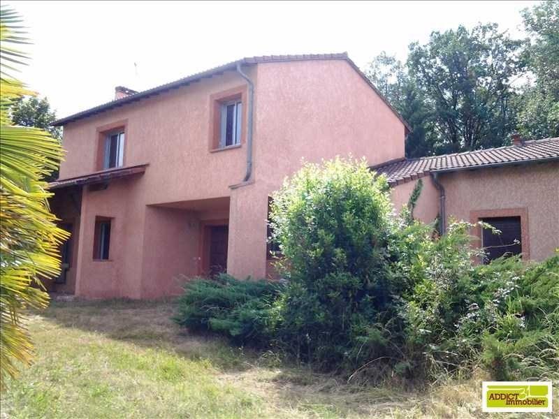 Vente maison / villa Castelnau d estretefonds 318000€ - Photo 1