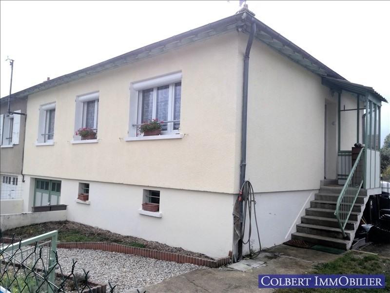 Vente maison / villa Champs sur yonne 126000€ - Photo 1