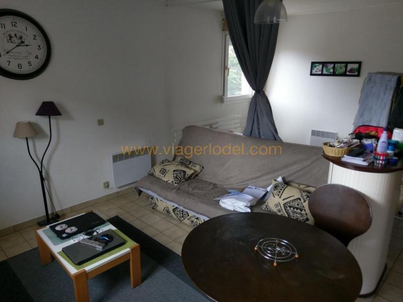 Verkauf auf rentenbasis wohnung Nîmes 28000€ - Fotografie 2