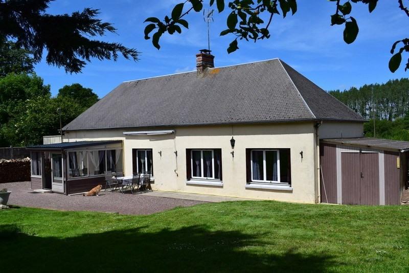 Vente maison / villa Periers 123475€ - Photo 1