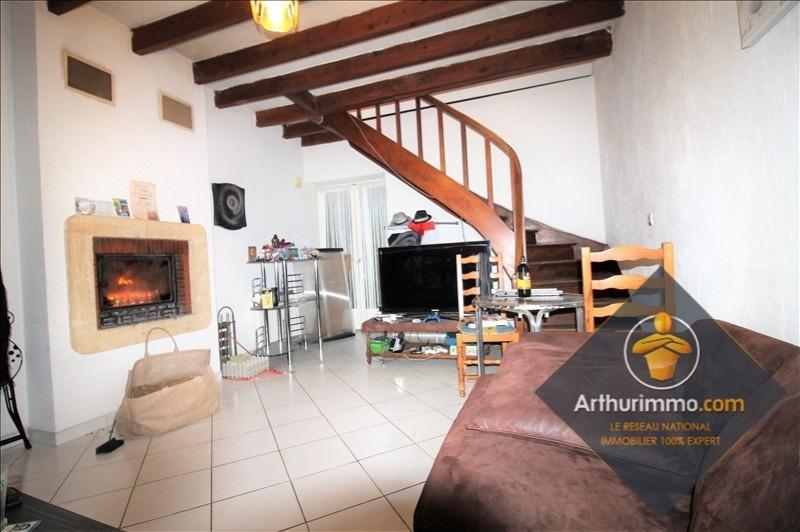 Sale house / villa St romain de jalionas 185000€ - Picture 3