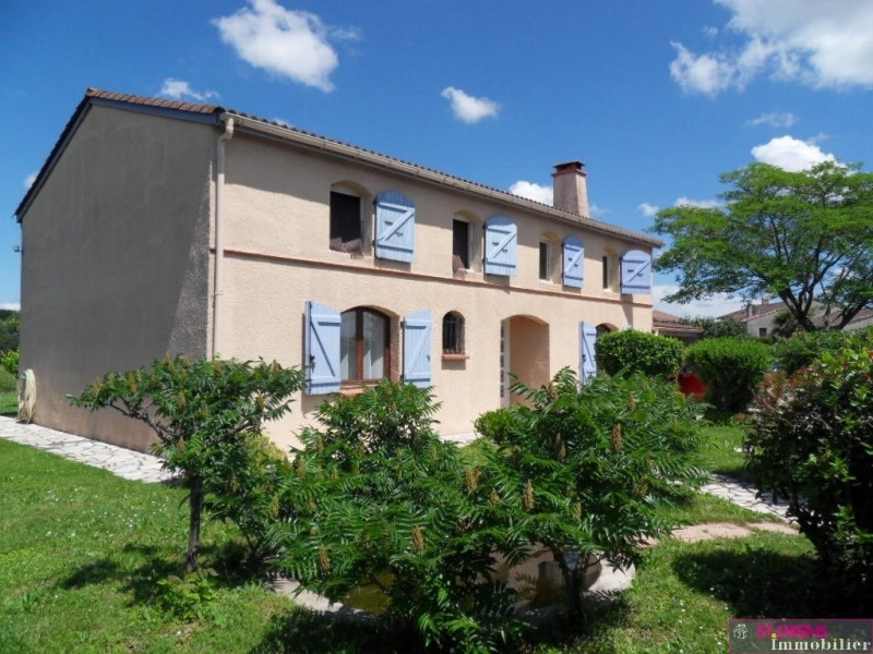 Sale house / villa Quint fonsegrives 470 000€ - Picture 1