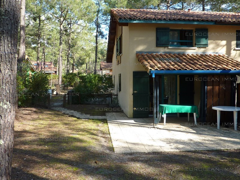 Location vacances maison / villa Lacanau-ocean 534€ - Photo 1