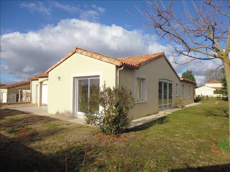 Venta  casa Poitiers 252000€ - Fotografía 1