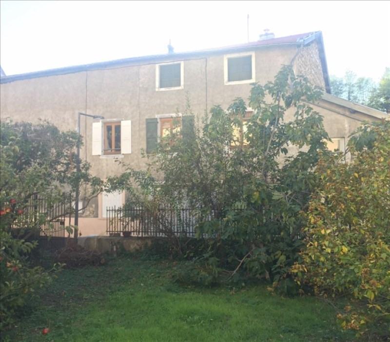 Sale house / villa Auberives sur vareze 192400€ - Picture 1