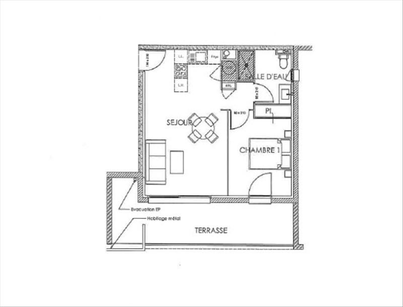 Sale apartment Perpignan 143000€ - Picture 3