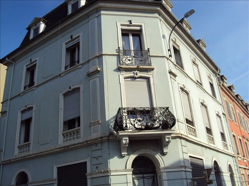 Sale apartment Mulhouse 55 000€ - Picture 1