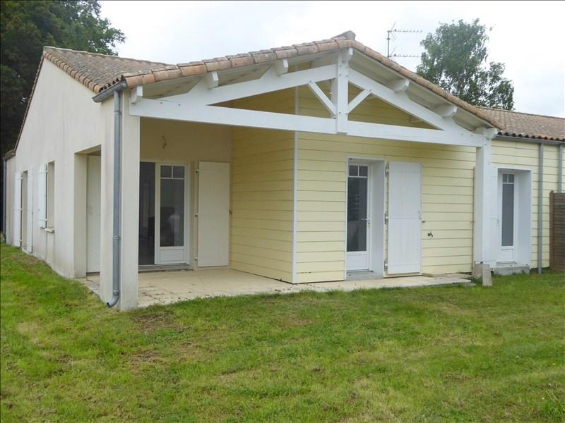 Sale house / villa St palais sur mer 243500€ - Picture 1