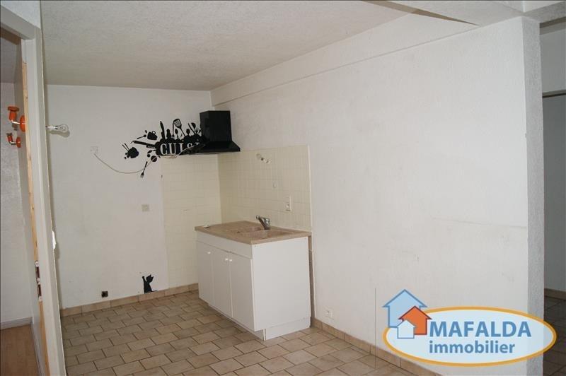 Rental apartment Mont saxonnex 757€ CC - Picture 3