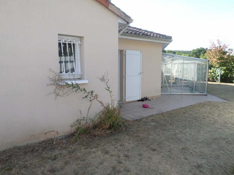 Vente maison / villa Valdivienne 161500€ - Photo 4