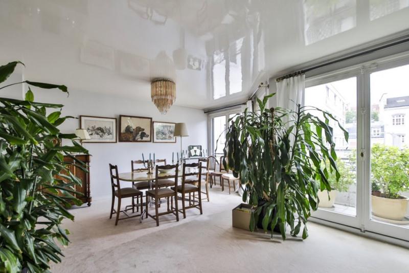 Immobile residenziali di prestigio appartamento Boulogne-billancourt 2200000€ - Fotografia 2