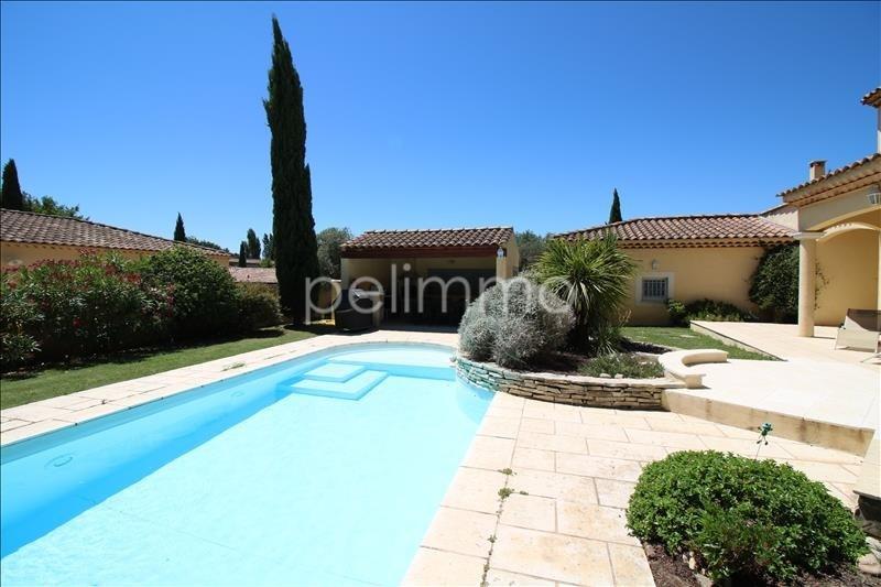 Vente de prestige maison / villa Grans 675000€ - Photo 2