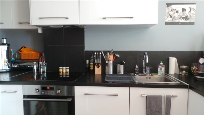 Rental apartment Asnieres sur seine 1300€ CC - Picture 4