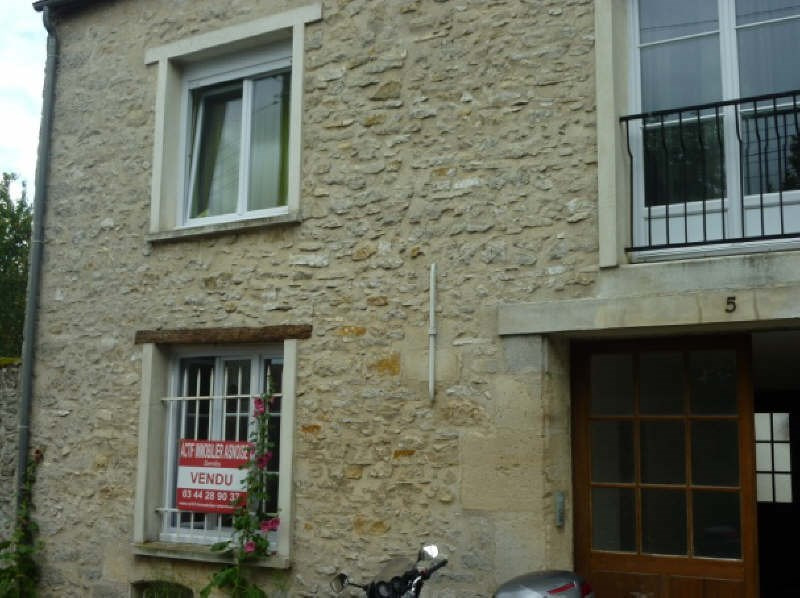 Location appartement Senlis 436€ CC - Photo 1