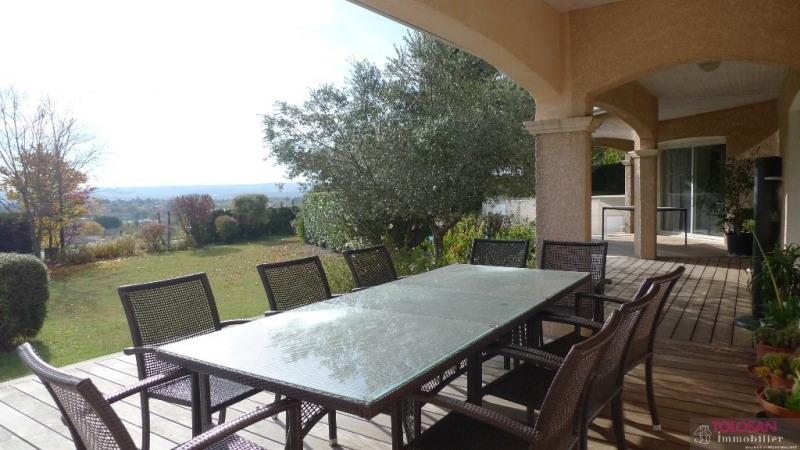 Deluxe sale house / villa Escalquens § 550000€ - Picture 1