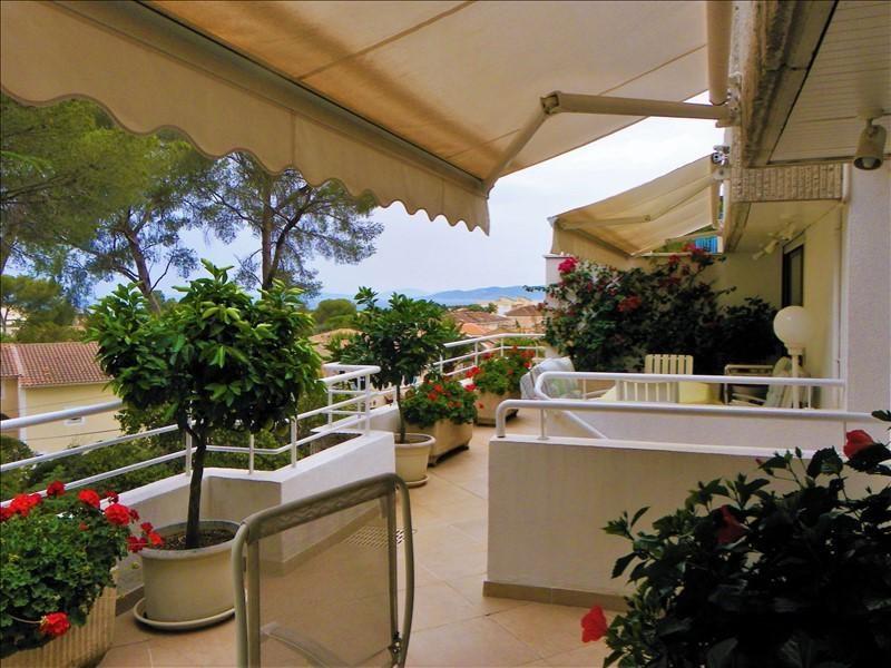 Vente de prestige appartement St raphael 552000€ - Photo 8