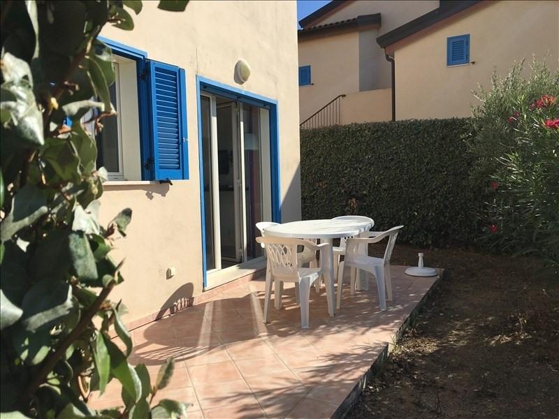 Vente appartement Belgodere 168000€ - Photo 1
