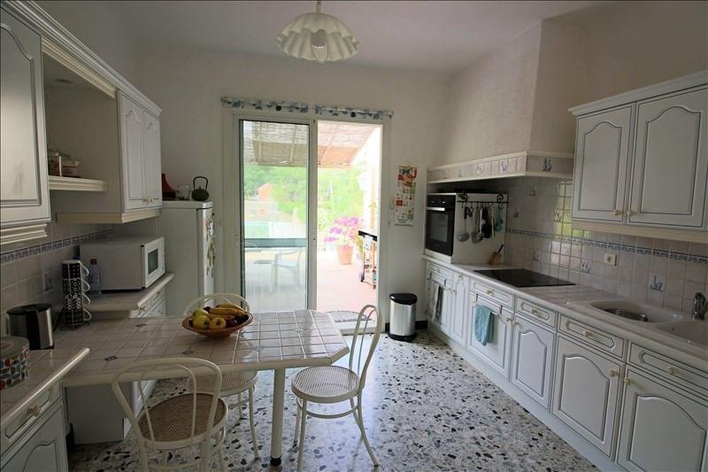 Vente maison / villa Mornas 410000€ - Photo 3