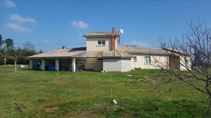 Vente maison / villa Mussidan 158000€ - Photo 1