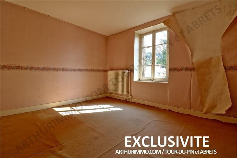Sale house / villa La tour-du-pin 89000€ - Picture 5