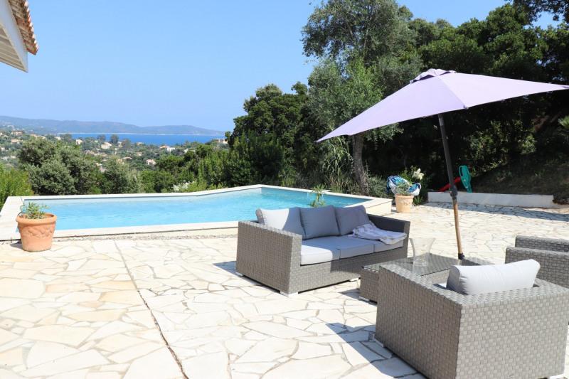 Location vacances maison / villa Cavalaire sur mer 1400€ - Photo 2