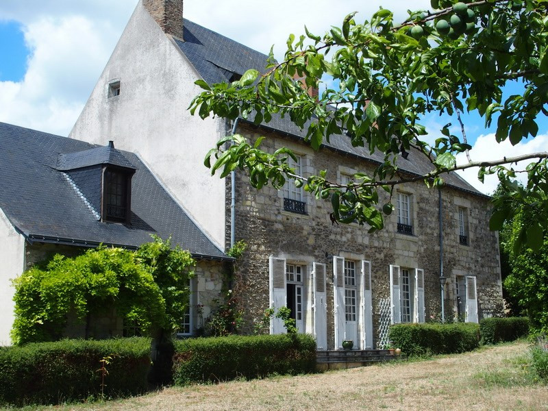 Deluxe sale house / villa Angers 350000€ - Picture 2