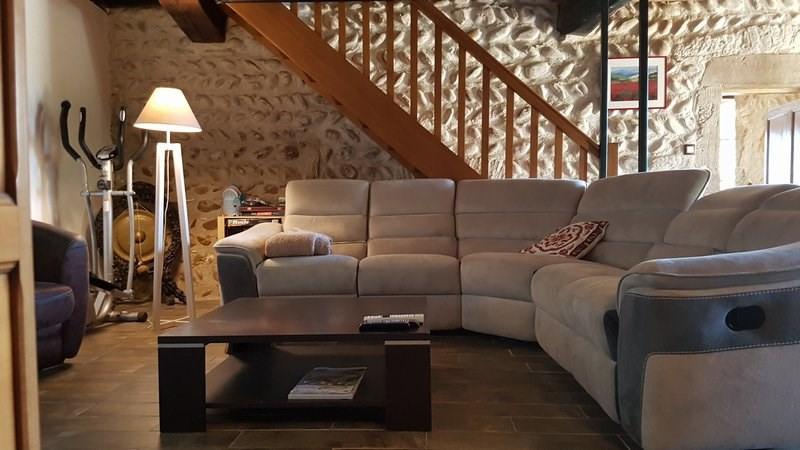 Vente maison / villa Chateauneuf de galaure 430000€ - Photo 6